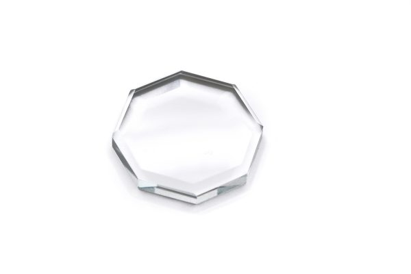 Support colle cristal hexagonal